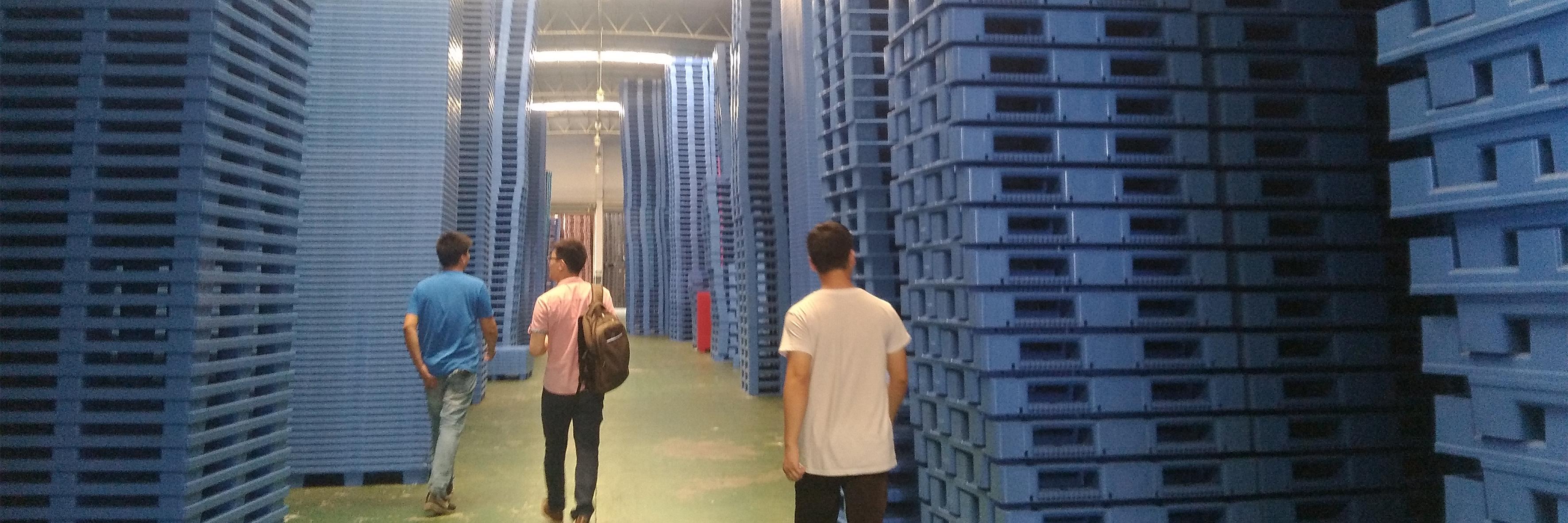 一线走访丨广东最早拥有3300吨注塑机的企业之一