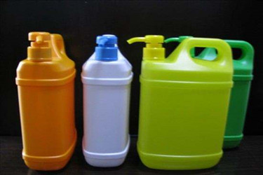 洗洁精瓶生产过程 ()
