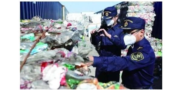 中国禁止洋垃圾令日本废塑料出口商很受伤