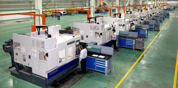 上半年佛山市机械装备行业增长9.6%