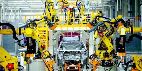 数据:广东工业机器人产量占全国20%