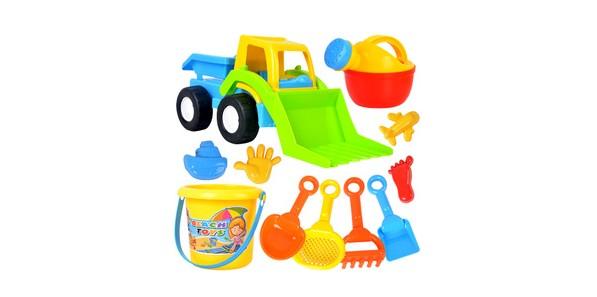 欧盟对3款中国产儿童沙滩玩具、玩具汽车等实施召回