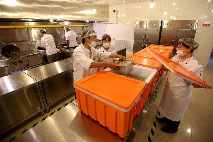 中餐标准化的核心是调味品标准化