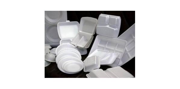 自2021年禁止欧盟国家使用一次性塑料餐具
