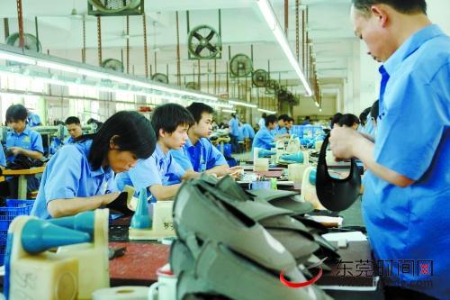 东莞鞋厂群像: 不接单价20美元以下生意