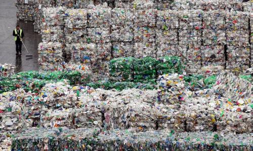 中国拒收的洋垃圾东南亚国家究竟接手多少?