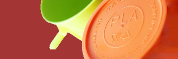 真正完全可降解塑料来了——PLA生物塑料