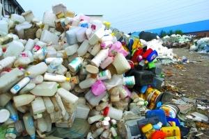 塑料垃圾化工回收技术兴起