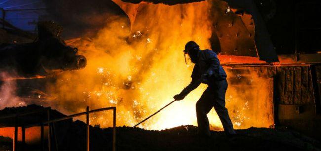 中国钢产量6月再创新高 中钢协:国家建设需要