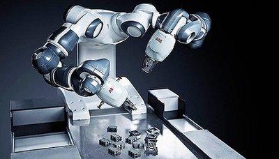 人工智能重塑机器人产业