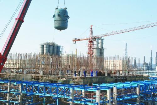 吉化启动吉林、广东建设160万吨ABS生产基地计划