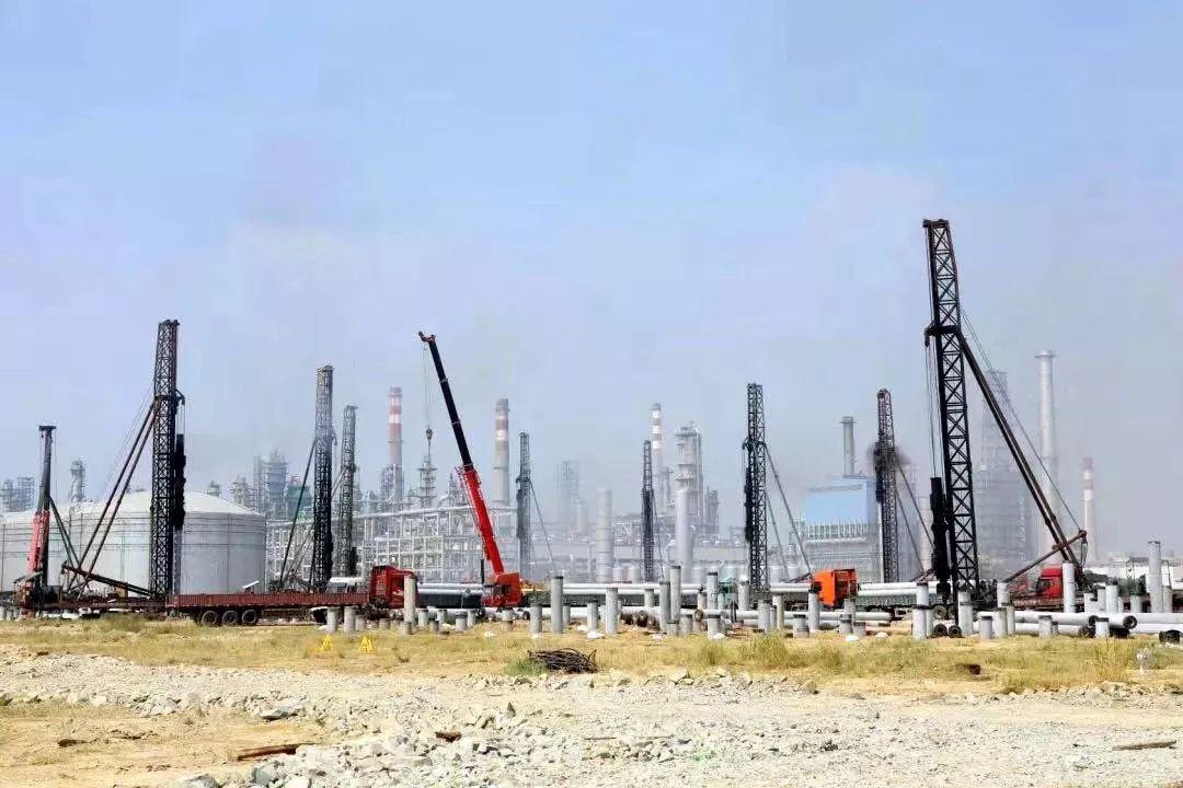 中俄将共建全球最大乙烯一体化项目
