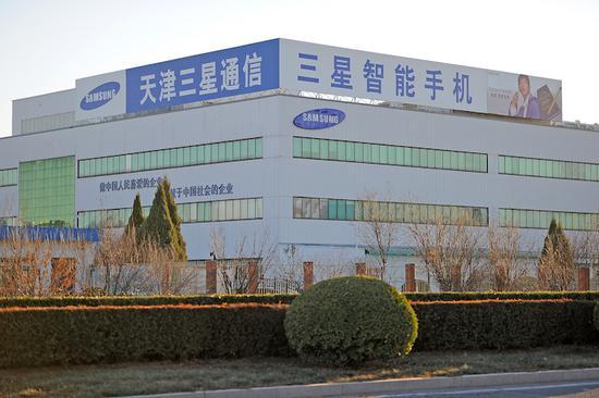 三星关闭在中国智能手机工厂 但它并没有败走中国