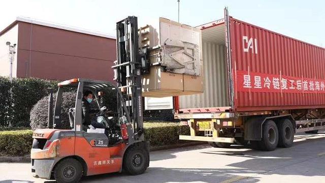 出口商抢先复工保海外发货 全球家电供应链加速重构