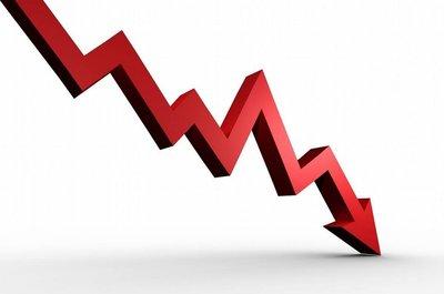 一季度规模以上工业增加值同比下降8.4%