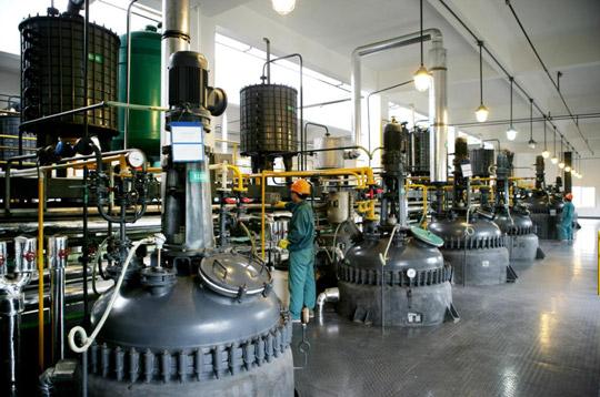 二季度化学原料和制品制造业产能利用率为74.2%