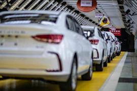 中汽协:2020年全年汽车产销均超过2500万辆