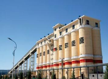 宝丰能源双环管HDPE装置茂金属聚乙烯产品试生产成功!