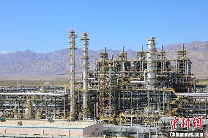 新疆南部有望形成以乙烯为龙头和主导的产业集群