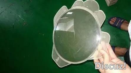 塑料制品加工过程产生气泡情况原因分析